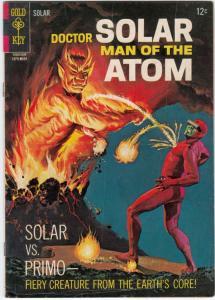 Doctor Solar Man of the Atom #17 (Sep-66) VG/FN Mid-Grade Doctor Solar