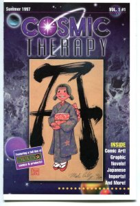 COSMIC THERAPY Catalog #1, NM, Joseph Linsner, Kevin Taylor, 1997