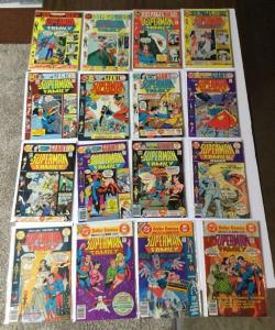 Superman Family 164-166 169-172 174 175 177-186 188 190-194 Vf+ Or Better Ik