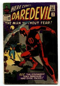 DAREDEVIL #10 comic book 1965-MARVEL COMICS-WALLY WOOD vg
