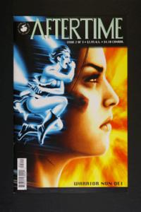 Warrior Nun Dei: Aftertime #2 June 1997. Antarctic Press
