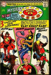 HOUSE OF MYSTERY #159-CLAY-CREEP CLAN-DC FN