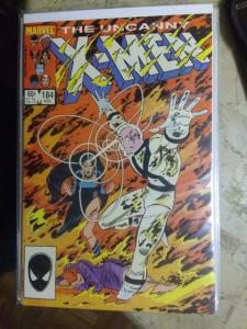 UNCANNY X-MEN 100 Comics: Between #s 184 To #341 + Annuals  FREE SHIPPING