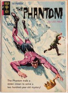 The Phantom #13 (1965) Very Good Fine 5.0 - Nice