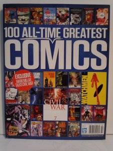 100 All-Time Greatest Comics