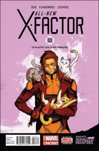 Marvel ALL-NEW X-FACTOR #3 VF/NM
