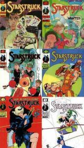 STARSTRUCK (1985 EPIC) 1-6  E. Lee & KALUTA  COMPLETE!