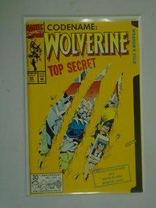 Wolverine #50 8.0 VF (1992 1st Series)