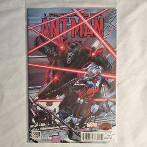 Ant-Man Last Days 1 Very Fine+ Variant Edition