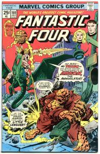 FANTASTIC FOUR #160, VF+, Arkon the Annihilator, 1961, more FF in store, QXT