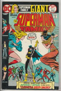 Superman Family #171 (Jul-75) FN/VF Mid-High-Grade Superman, Lois Lane, Jimmy...