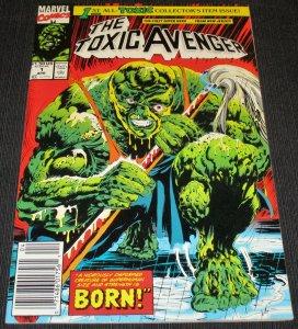 Toxic Avenger #1 (1991)