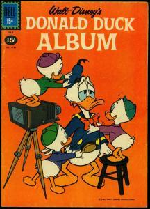 Donald Duck Album- Four Color Comics #1182 1961 VG