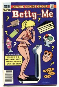 Betty and Me #136-Betty Swimsuit Diet cover-GGA-DeCarlo