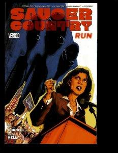 Saucer Country Vol. # 1 Run Vertigo Comic Book TPB Graphic Novel Cornell J400