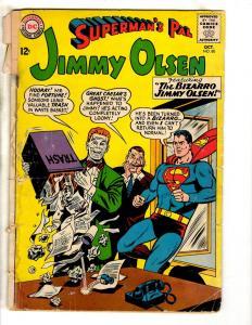 Superman's Pal Jimmy Olsen # 80 GD/VG DC Comic Book Bizarro Jimmy J306