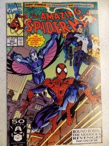 AMAZING SPIDER-MAN # 353