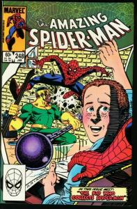 AMAZING SPIDER-MAN #248-1984-MARVEL VF