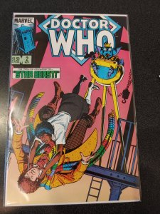 DOCTOR WHO #2 VF/NM