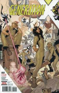 Generation X (2nd Series) #2 FN; Marvel   save on shipping - details inside