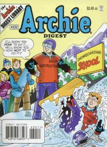Archie Digest Magazine #232 VF/NM; Archie | save on shipping - details inside