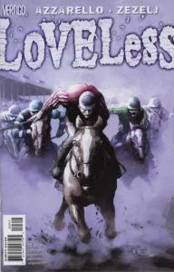 Loveless #23, NM- (Stock photo)