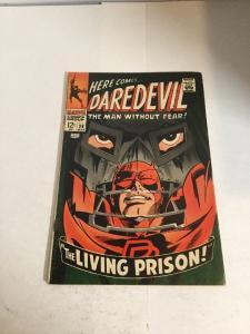 Daredevil 38 Fn Fine 6.0 Silver Age