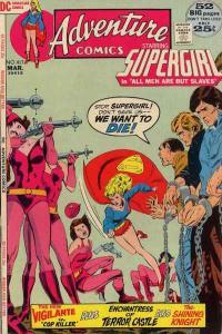 Adventure Comics (1938 series) #417, VG- (Stock photo)