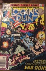 Logan's Run #5 (1977)