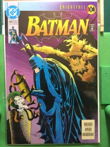 Batman #494 Knightfall part 5