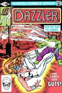 Dazzler #7, VF+ (Stock photo)