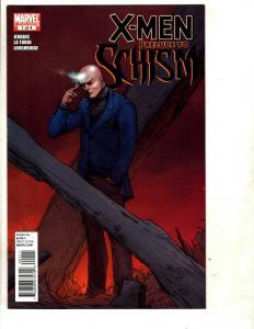 10 Marvel Comics X-Men Prelude to Schism 1 2 3 4 X-Men Schism 1 2 3 4 5 + CJ16