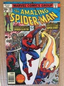 The Amazing Spider-Man #167