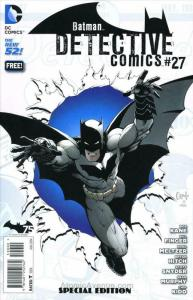 Detective Comics (2nd Series) #27G VF/NM; DC | save on shipping - details inside