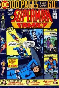 Superman Family #167, Fine (Stock photo)