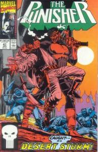 Punisher (1987 series) #47, VF+ (Stock photo)