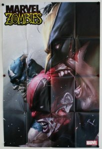Marvel Zombies 2019 Folded Promo Poster [P39] (36 x 24) -New!