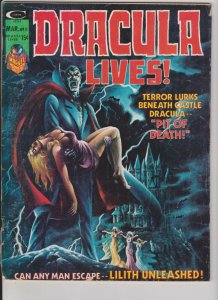 DRACULA LIVES  #11 1975  MARVEL COMICS