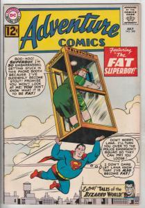 Adventure Comics #298 (Jul-62) VF+ High-Grade Superboy