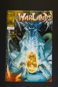 Warlands # 6 April 2000 Image Comics
