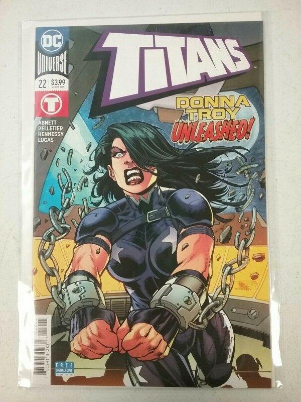 Titans #22 DC Universe Comics NW149