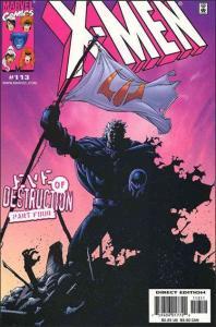 Marvel X-MEN (1991 Series) #113 VF/NM
