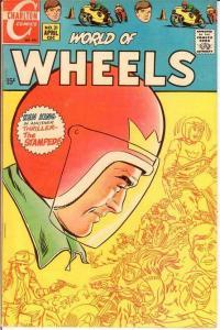 WORLD OF WHEELS 31 VF April 1970 COMICS BOOK