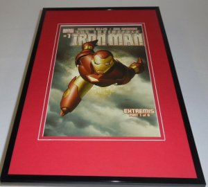 Invincible Iron Man #1 Framed 11x17 Cover Display Official Repro