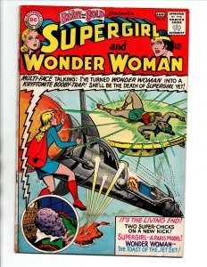 Brave and the Bold #63 - Wonder Woman - Supergirl - 1965 - VG/FN
