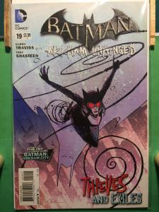 Batman Arkham Unhinged #19 The New 52