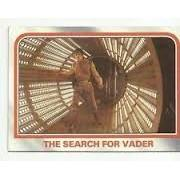 1980 Topps Star Wars The Empire Strikes Back THE SEARCH FOR VADER #102 EX