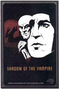 Shadow of the Vampire #0 VF/NM; Lions Gate Films | save on shipping - details in