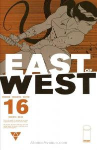 East of West #16 VF/NM; Image | save on shipping - details inside