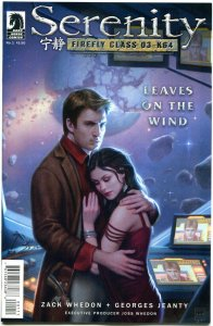SERENITY Firefly Class 03-K64 #1, NM, 2014, BrownCoats, more SCI-FI in store,Hug